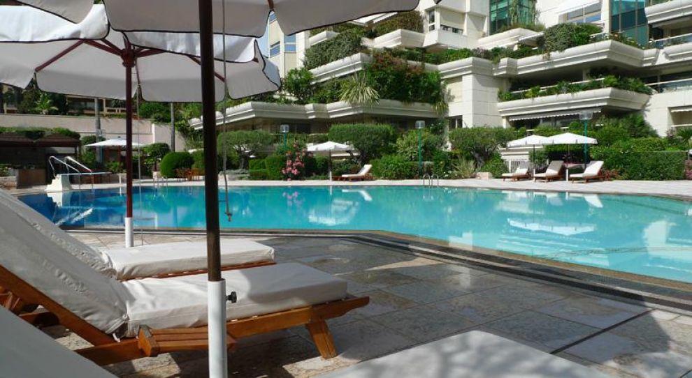 Monaco apartment near F1 GP track