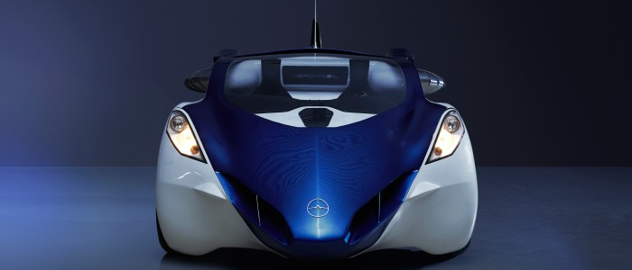 AeroMobil 3.0 Flying Car Top Marques