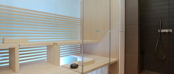 PALAZZO LEONARDO - sauna