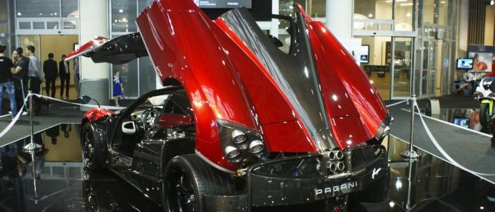 Pagani top marques 2014