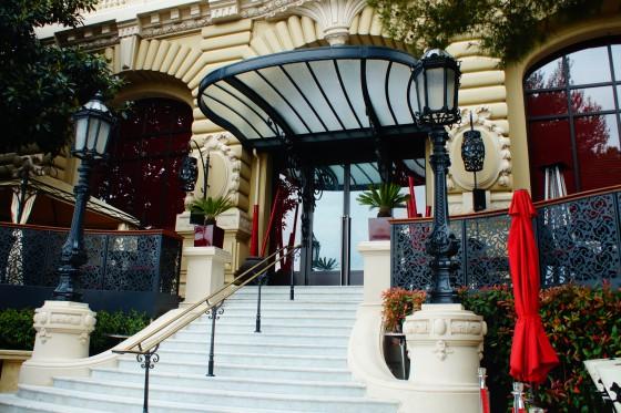 Buddha Bar Monaco Outside