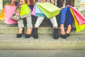 Braderie St Tropez shopping