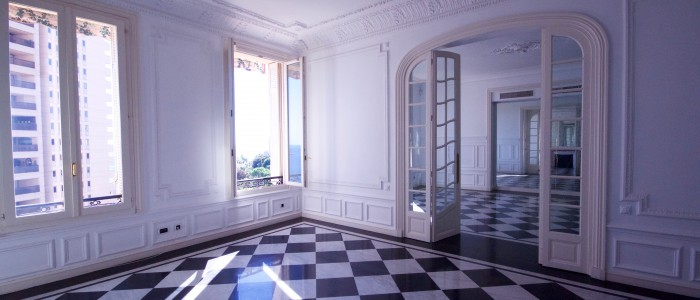 Rental Apartment Avenue Grand Bretagne, Monte Carlo