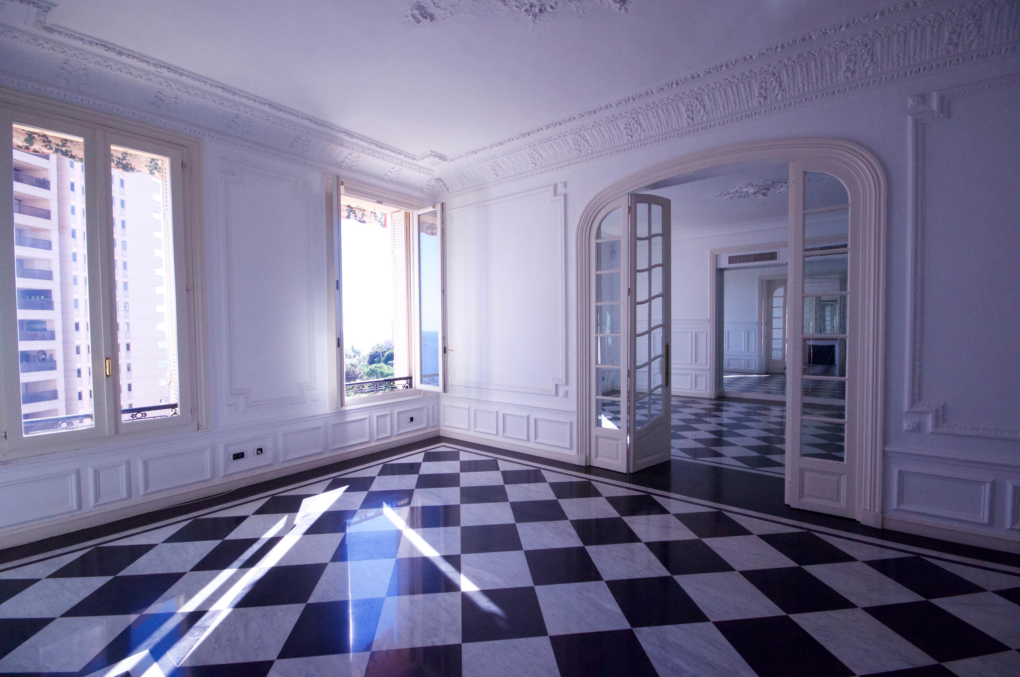 Rental Apartment Avenue Grand Bretagne, Monte Carlo