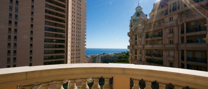 Seaview Apartment Avenue Grand Bretagne, Monte Carlo