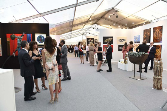 Art exhibitions in monaco