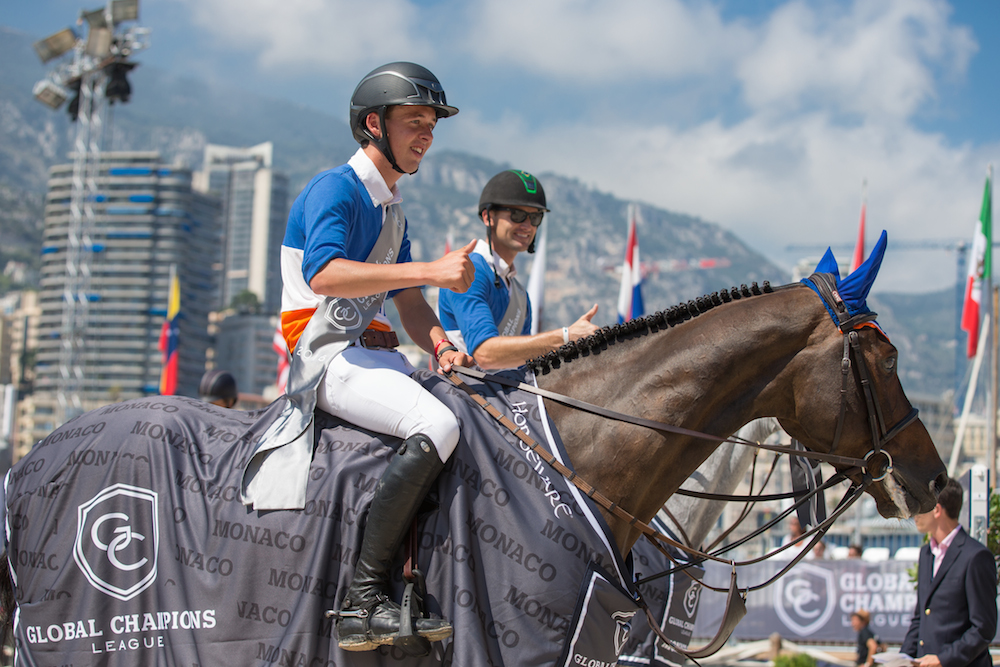 Jumping international Monaco La Costa Properties Monaco