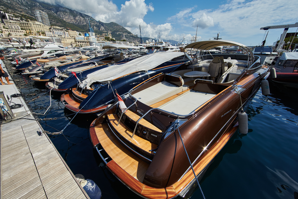 property in Monaco La costa properties monaco yacht berths