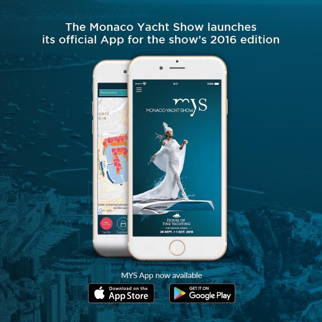 Monaco Yacht Show app La Costa Properties Monaco