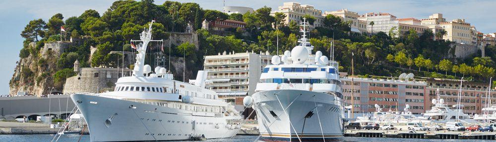 Monaco Yacht Show property
