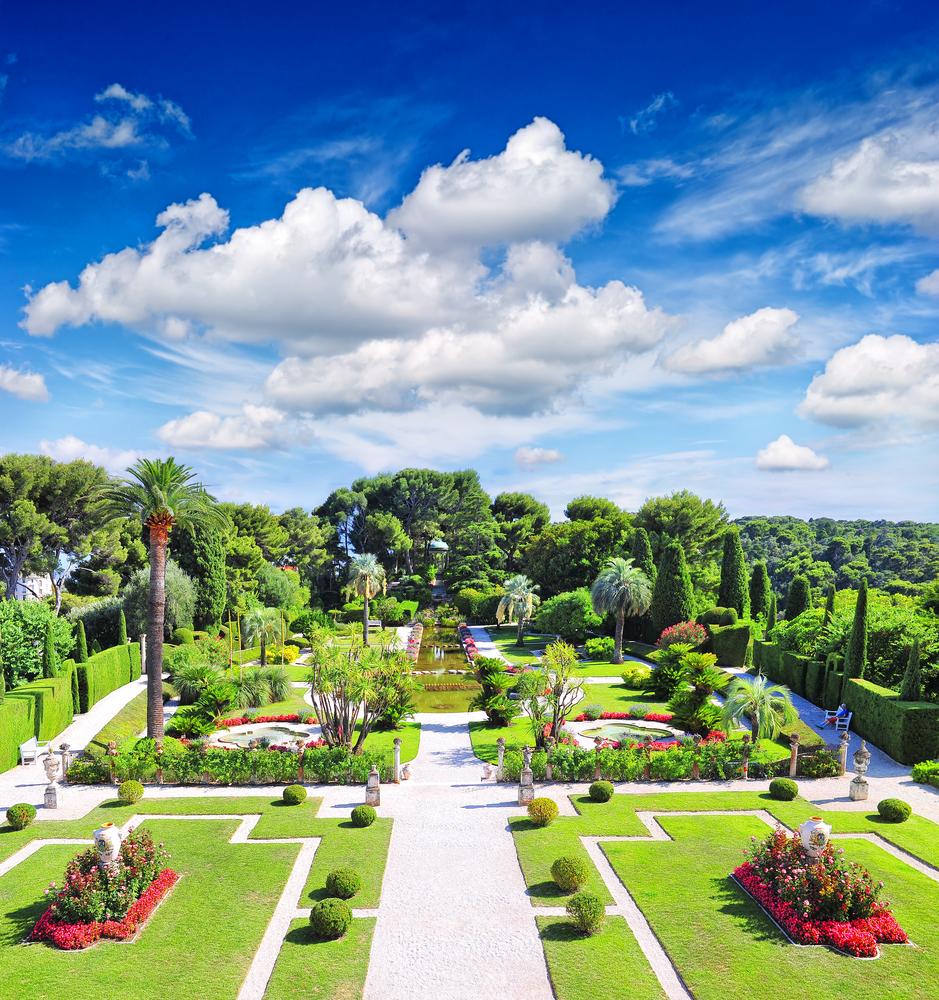 monaco gardens