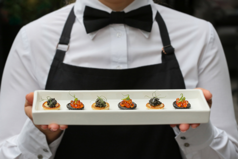 best caterers in Monaco