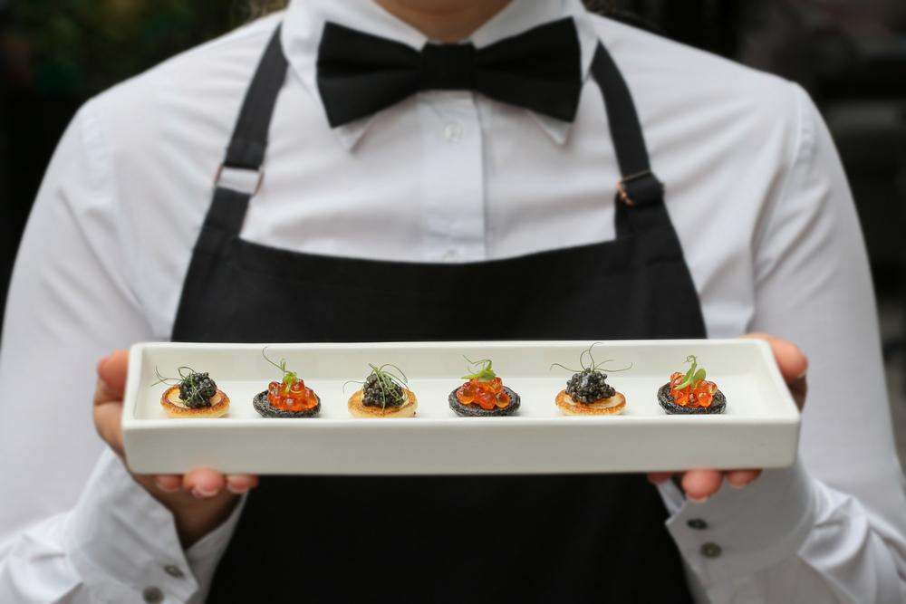 best caterers in Monaco