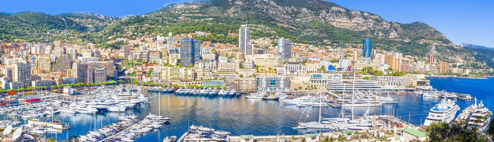 LCPM Monaco Property for sale in Port Hercules Panorama