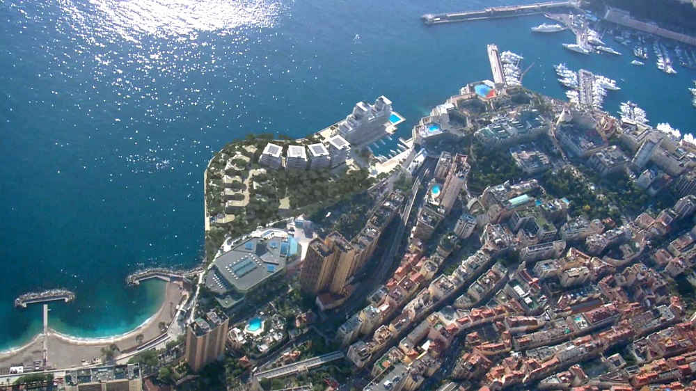LCPM Monaco Real Estate Agency Anse du Portier