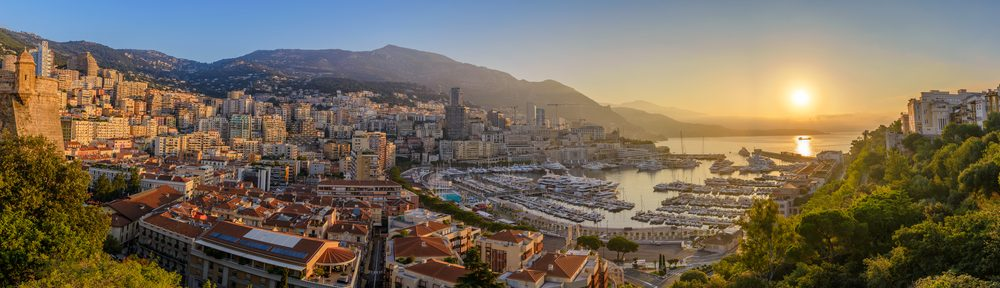 LCPM Monaco Real Estate Agency Monaco Skyline