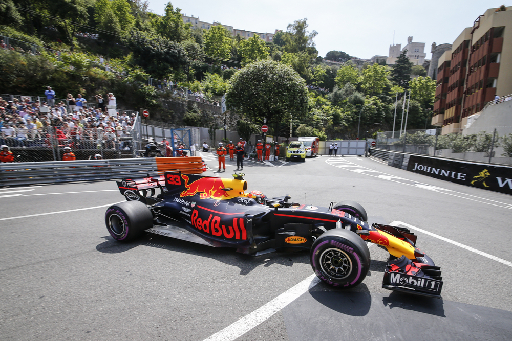 LCPM Real Estate Monaco Grand Prix Red Bull Racing