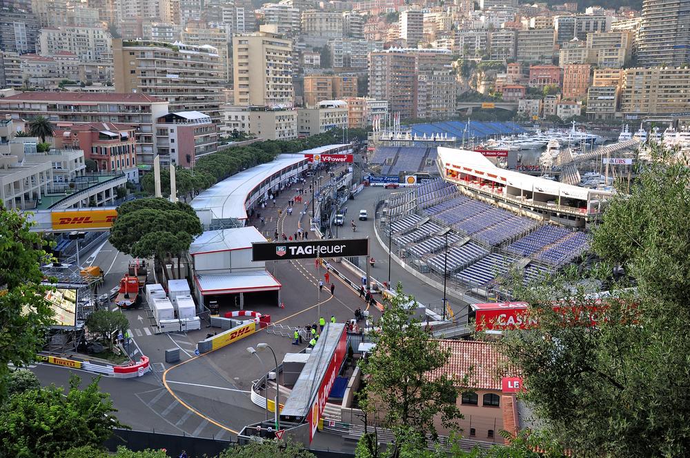 LCPM Real Estate Monaco Monaco Grand Prix 2018
