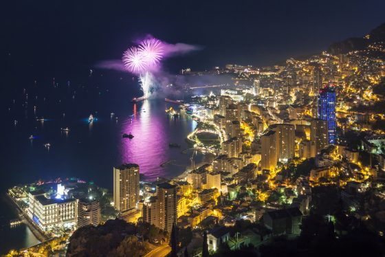 monaco-international-fireworks-competition