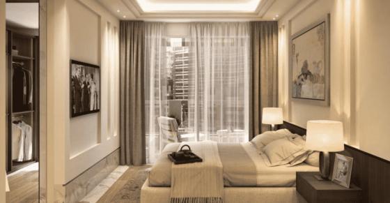 Monaco-beachfront-apartment-bedroom