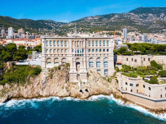 Monaco-Buildings-Oceanographic-Museum