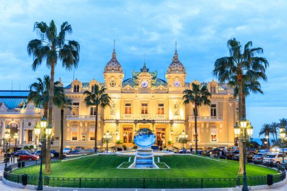 Monaco-Architecture