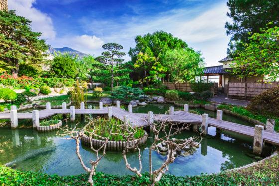 Monaco-Japanese-Garden