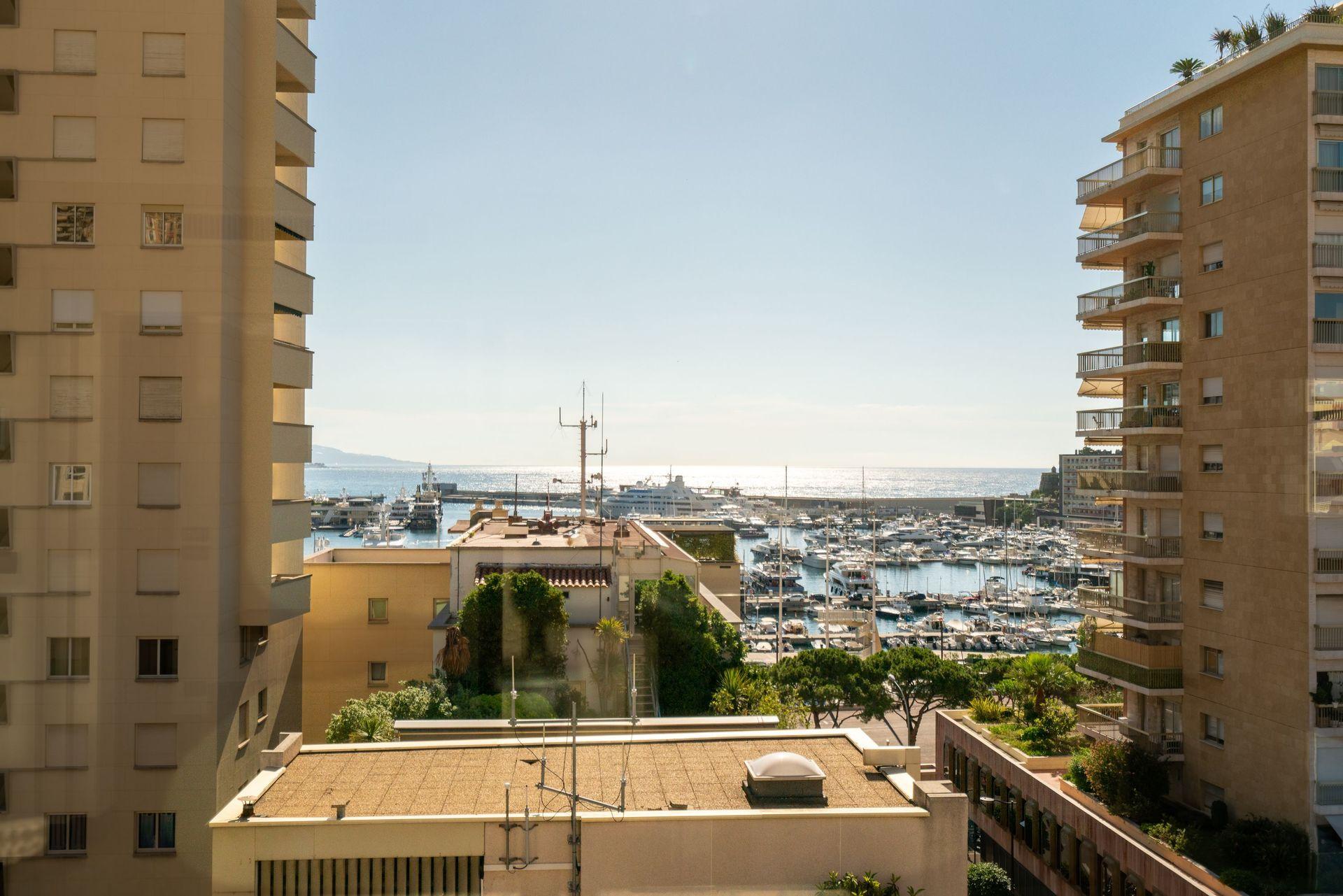 Apartment-Monaco-Port-View