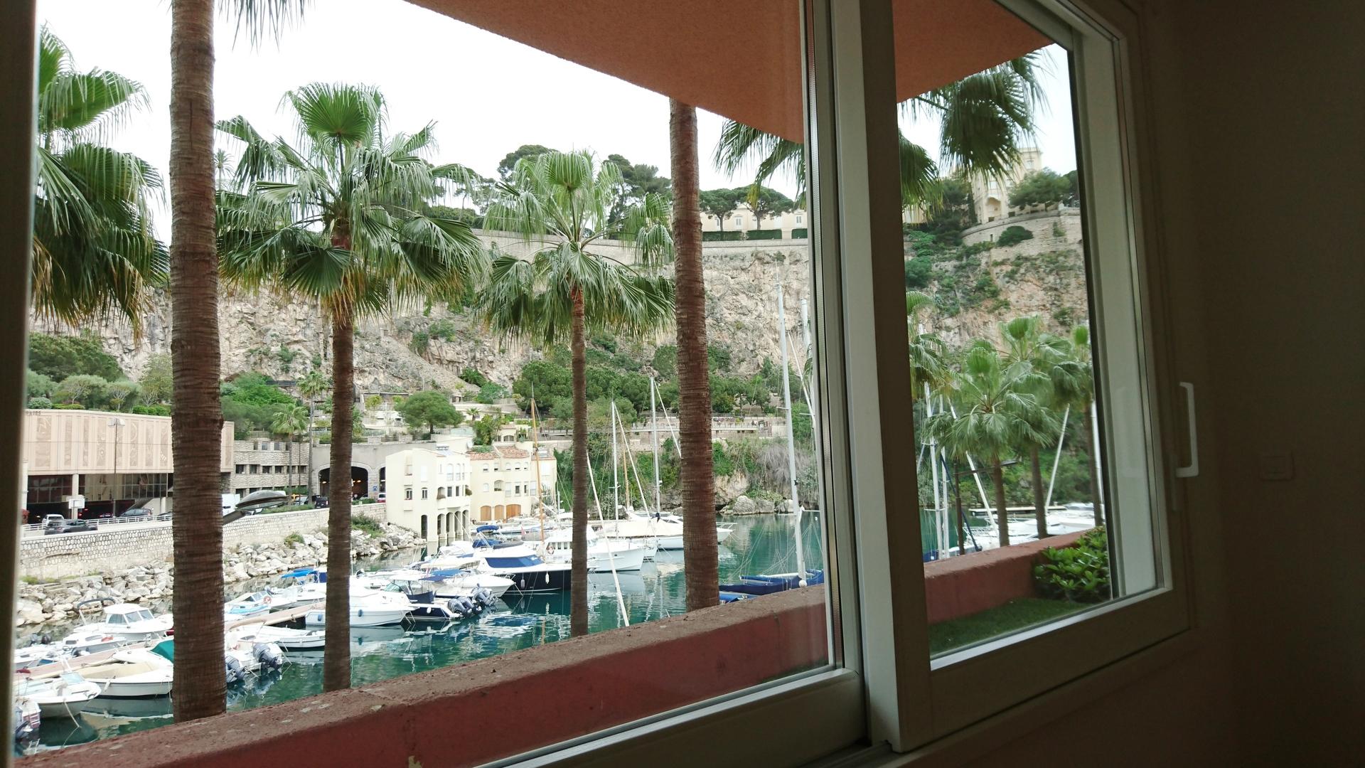 Monaco-Apartment-Fontvieille-Port-View